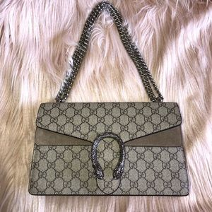 Gucci Dionysus Taupe Small